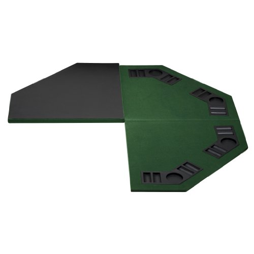 tournoi casino esecure tapis de table poker pliables pour 8 joueurs avec plateau de jetons. Black Bedroom Furniture Sets. Home Design Ideas
