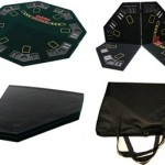 Table De Poker Casino - Pliable en 4