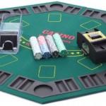 Splash Toys - 30216 - Jeu de Société - Table Poker Set Complet